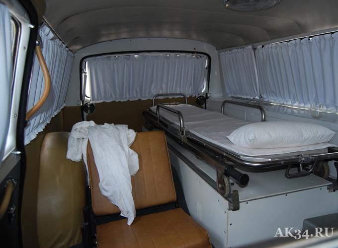 1979 ГАЗ-13С (редкая санитарная версия) | AK34.RU Эксклюзив