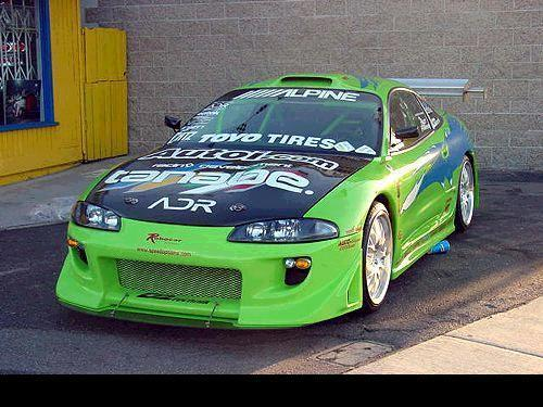 fast and furious mitsubishi eclipse car - Mitsubishi Eclipse Fast And Furious Wallpaper